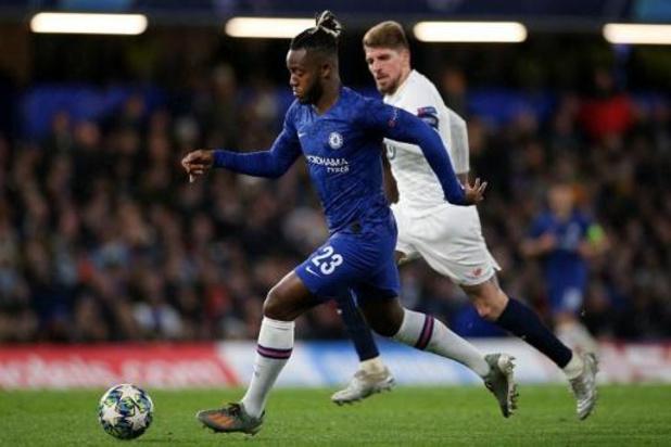 Les Belges à l'étranger - Chelsea battu dans les arrêts de jeu à Newcastle, Michy Batshuayi joue 15 minutes