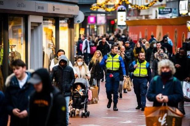 Massale intocht van Belgen leidde tot winkelsluiting in Eindhoven