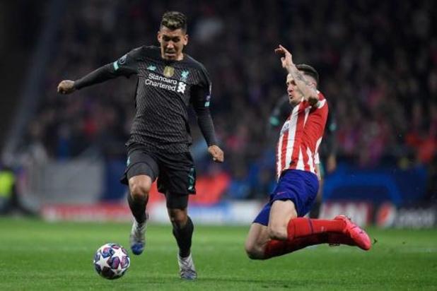 Champions League: titelverdediger Liverpool en PSG moeten achterstand ophalen