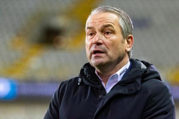 Jupiler Pro League - L'ancien entraîneur du Cercle Bernd Storck retrouve un banc en Slovaquie