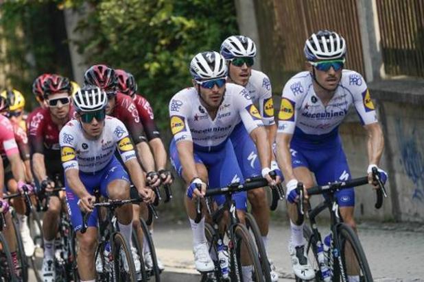 """Ronde van Polen - Evenepoel na solo: """"Nummer van Fabio deed iets speciaals"""""""