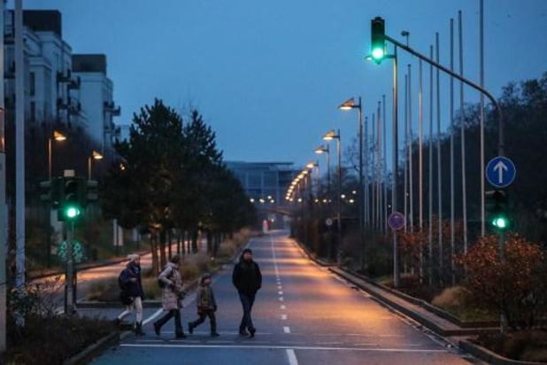 Bijna 13.000 mensen geëvacueerd in Frankfurt voor ontmanteling bom WOII