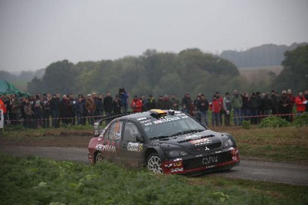 Championnat de Belgique des rallyes - Des spectateurs pour le South Belgian Rally le 26 juin