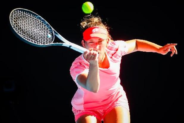Elise Mertens stoot door naar derde ronde WTA Miami