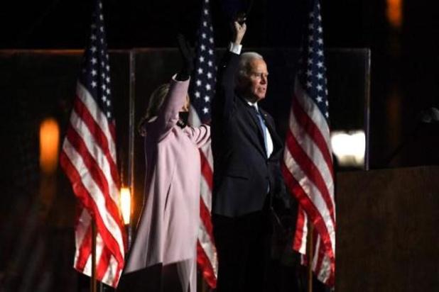 Biden neemt de leiding over in Wisconsin