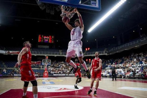 Beker van België basket (m) - Antwerp Giants en Charleroi strijden in Vorst Nationaal om bekerwinst