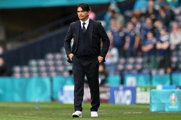 """Euro 2020 - Zlatko Dalic félicite ses joueurs pour la qualification: """"Nous sommes restés calmes"""""""