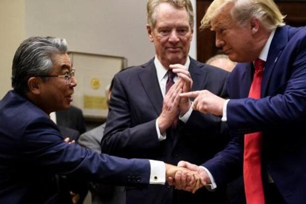 """""""Onwaarschijnlijk dat Amerikaans-Brits handelsakkoord er dit jaar komt"""""""