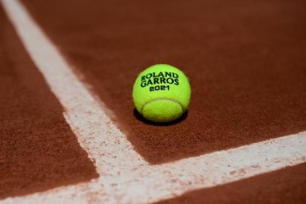 Roland-Garros : Martin Katz est le dernier représentant belge chez les juniors