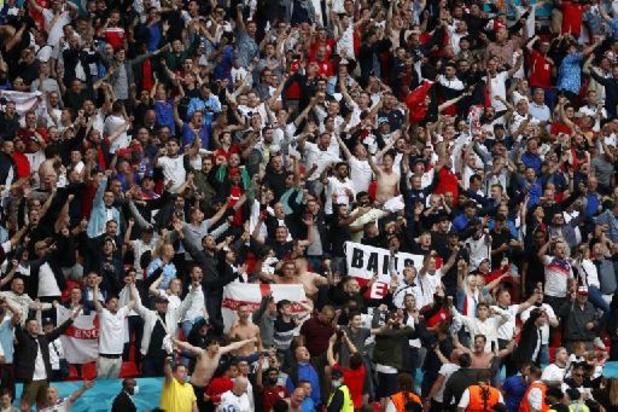 Les Anglais qui voyagent en Italie pour le quart de finale devront rester en quarantaine