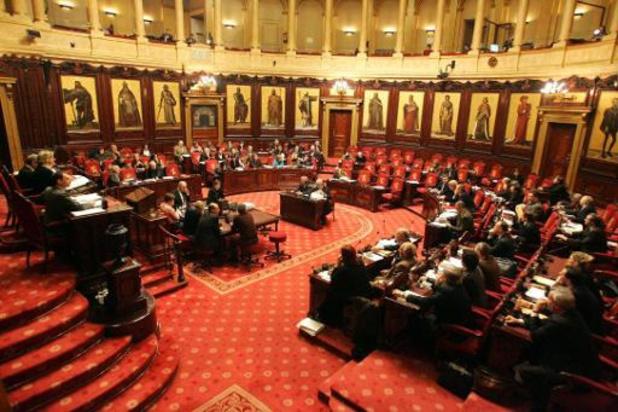 Le Sénat se prononcera également sur la loi de pouvoirs spéciaux