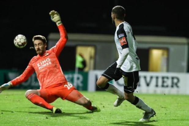 Proximus League - OH Leuven komt niet verder dan gelijkspel bij Roeselare