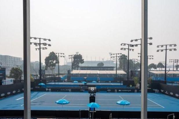 Australian Open neemt maatregelen tegen luchtvervuiling