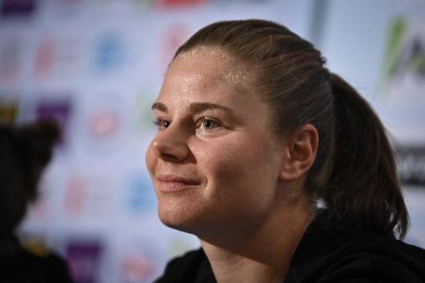 Mondiaux de cyclisme: Lotte Kopecky assume son rôle de leader de l'équipe féminine belge samedi