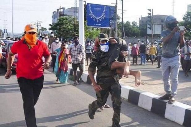 Gaslek Indiase fabriek: elf doden