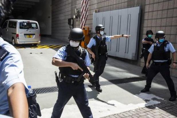 La police de Hong Kong dotée de vastes pouvoirs de surveillance