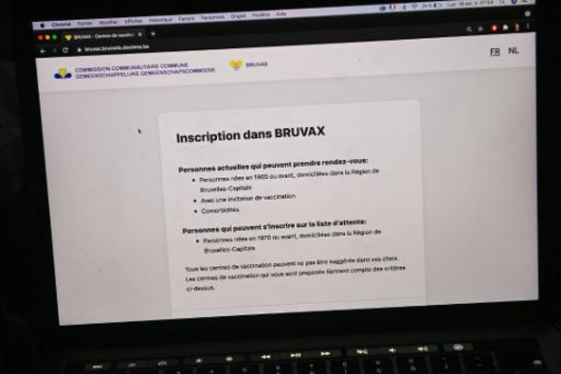 Al 7.500 Brusselaars ingeënt via wachtlijst