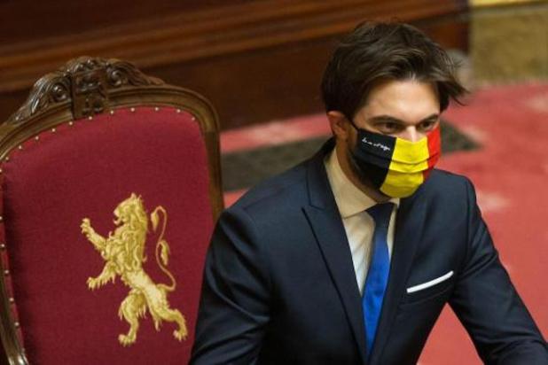 Bouchez pleit voor relanceplan en regeringsakkoord in juli