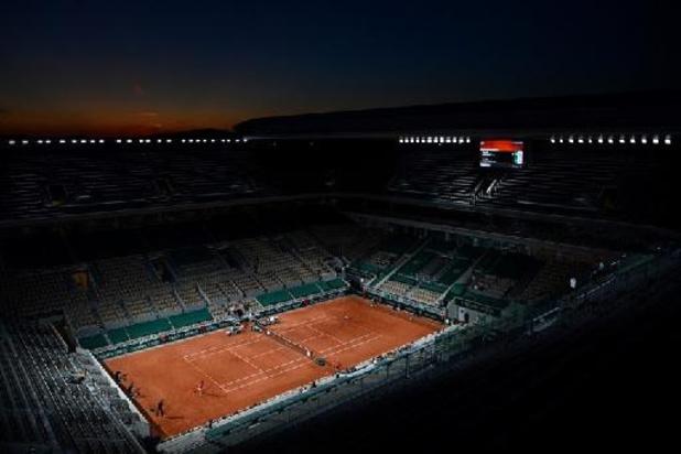 Roland-Garros - Novak Djokovic ponctue la journée de mardi par une victoire aisée contre Sandgren