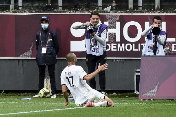 Ligue 1 - Lille débute la défense de son titre par un partage spectaculaire à Metz