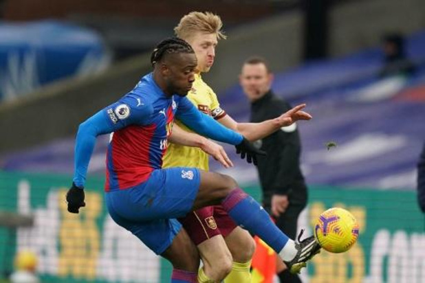 Les Belges à l'étranger - Crystal Palace avec le duo Batshuayi-Benteke battu par Burnley