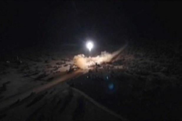 Iraakse raketaanvallen maakten geen slachtoffers