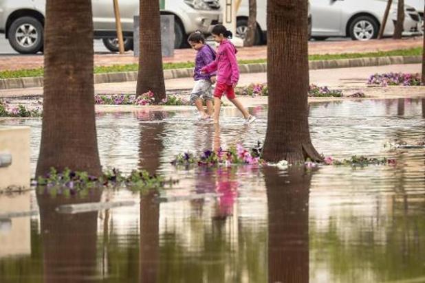 Encore un peu de pluie avant un temps sec en début de week-end