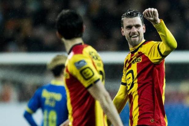 Jupiler Pro League - KV Mechelen blijft druk zetten op Genk met vlotte zege tegen Waasland-Beveren