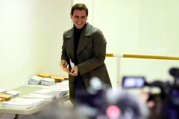 Démission du chef de Ciudadanos en Espagne après son effondrement aux législatives