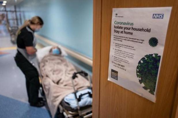Bijna 10.000 mensen stierven in woonzorgcentra in Engeland en Wales