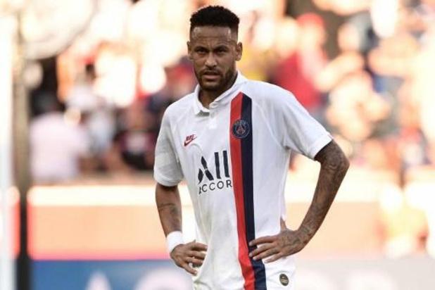 Belgen in het buitenland - Neymar bezorgt PSG bij comeback tegen Straatsburg van Matz Sels meteen de drie punten