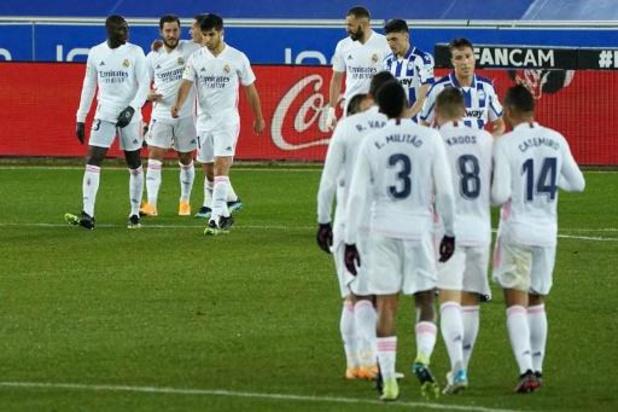 Les Belges à l'étranger - Eden Hazard retrouve le chemin des filets lors de la victoire du Real Madrid à Alavés