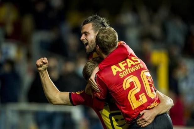 Eupen-KV Mechelen en Cercle Brugge-Moeskroen uitgesteld