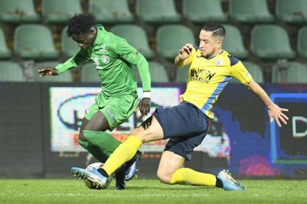 Proximus League - Lommel en Union blijven op een doelpuntenloos gelijkspel steken