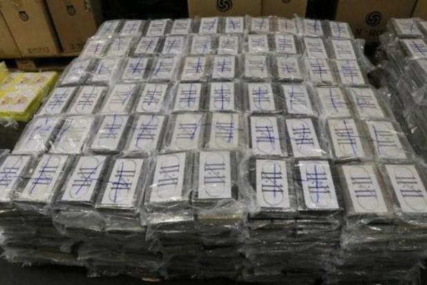 Bijna twee ton cocaïne ontdekt in kattenbakvulling