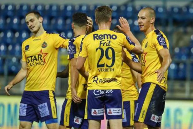 Jupiler Pro League: Waasland-Beveren - KV Oostende uitgesteld wegens coronabesmettingen