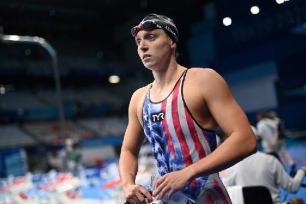 OS 2020 - Katie Ledecky heeft zesde olympisch goud beet
