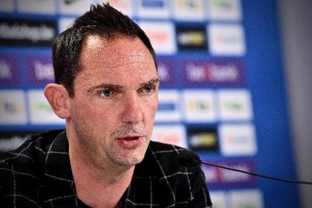 Dimitri de Condé wordt 'Head of Football' bij KRC Genk