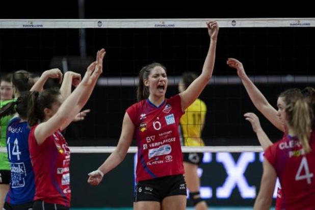 Le championnat féminin de volleyball autorisé à reprendre
