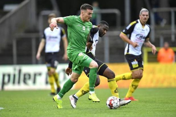 Proximus League - 8e journée - Toujours pas de victoire pour Lommel qui partage contre Lokeren