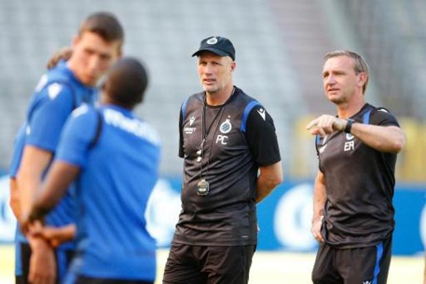 Croky Cup - Club Brugge begint op volle kracht aan bekerfinale
