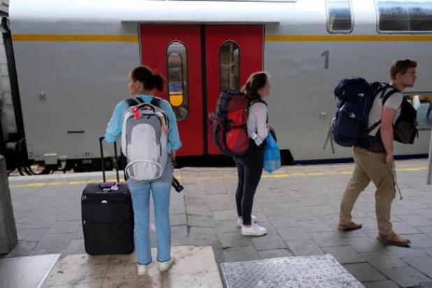 Le rail belge va tester des trains autonomes