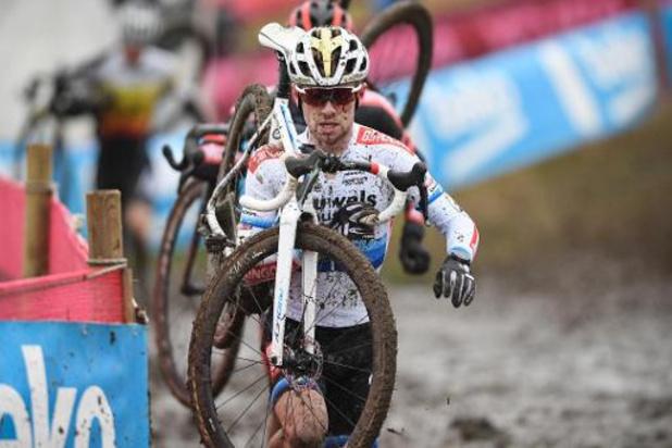 """Coupe du monde de cyclocross - Eli Iserbyt a chuté et abandonné: """"J'ai écouté mon corps"""""""