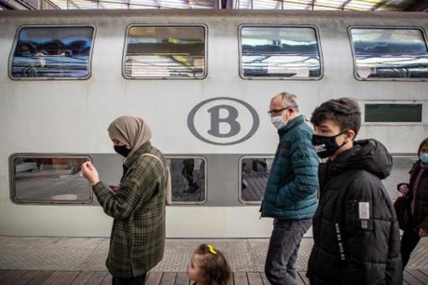 Treinen haalden bijna 95 procent stiptheid in zomervakantie