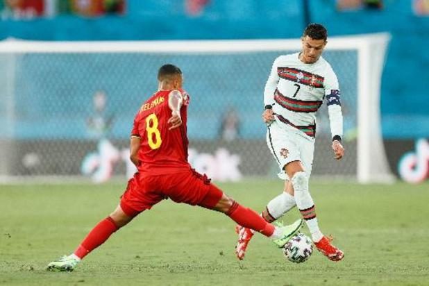 EK 2020 - Cristiano Ronaldo en Patrik Schick scoorden op EURO 2020 vijfmaal