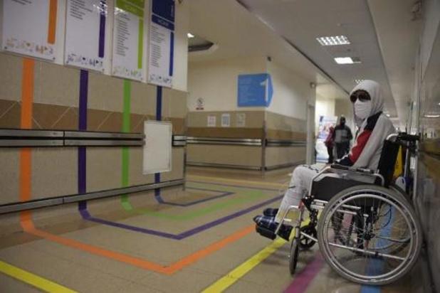Coronavirus - Ziekenhuizen in Quito kunnen toestroom niet meer aan