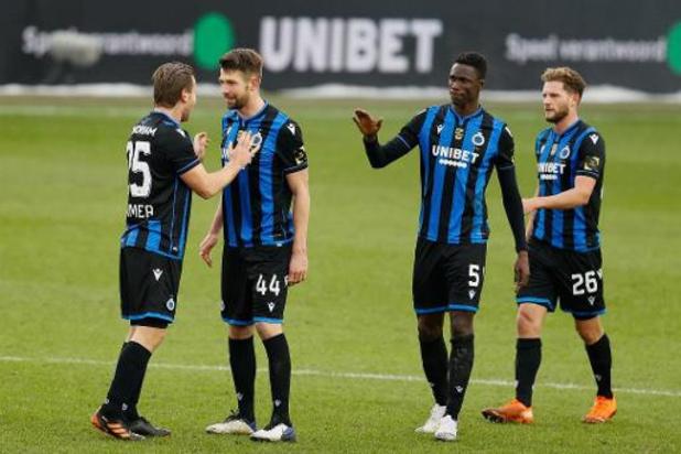 Brugse derby en KV Oostende-Standard blikvangers van 22e speeldag