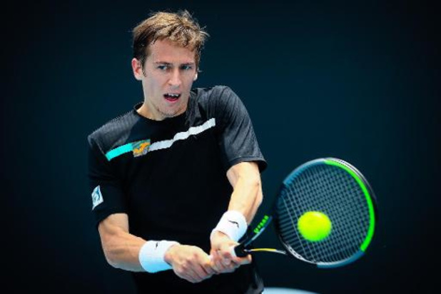 Australian Open - Geen eerste Australian Open voor Kimmer Coppejans
