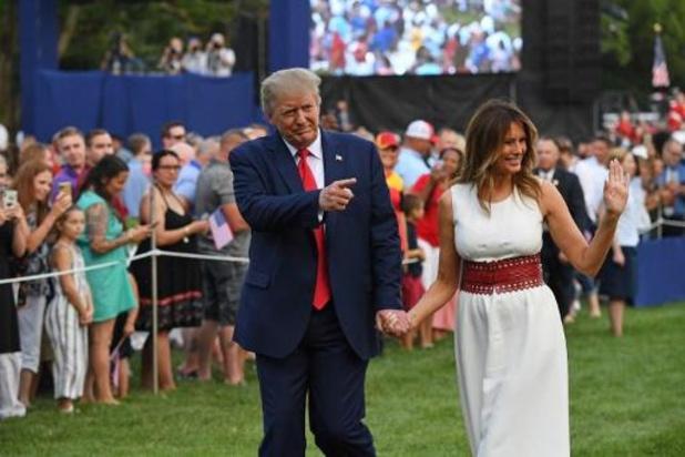"""Trump claimt """"overwinning"""" op coronavirus"""