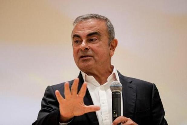"""La détention de Carlos Ghosn était """"arbitraire"""", concluent des experts de l'Onu"""